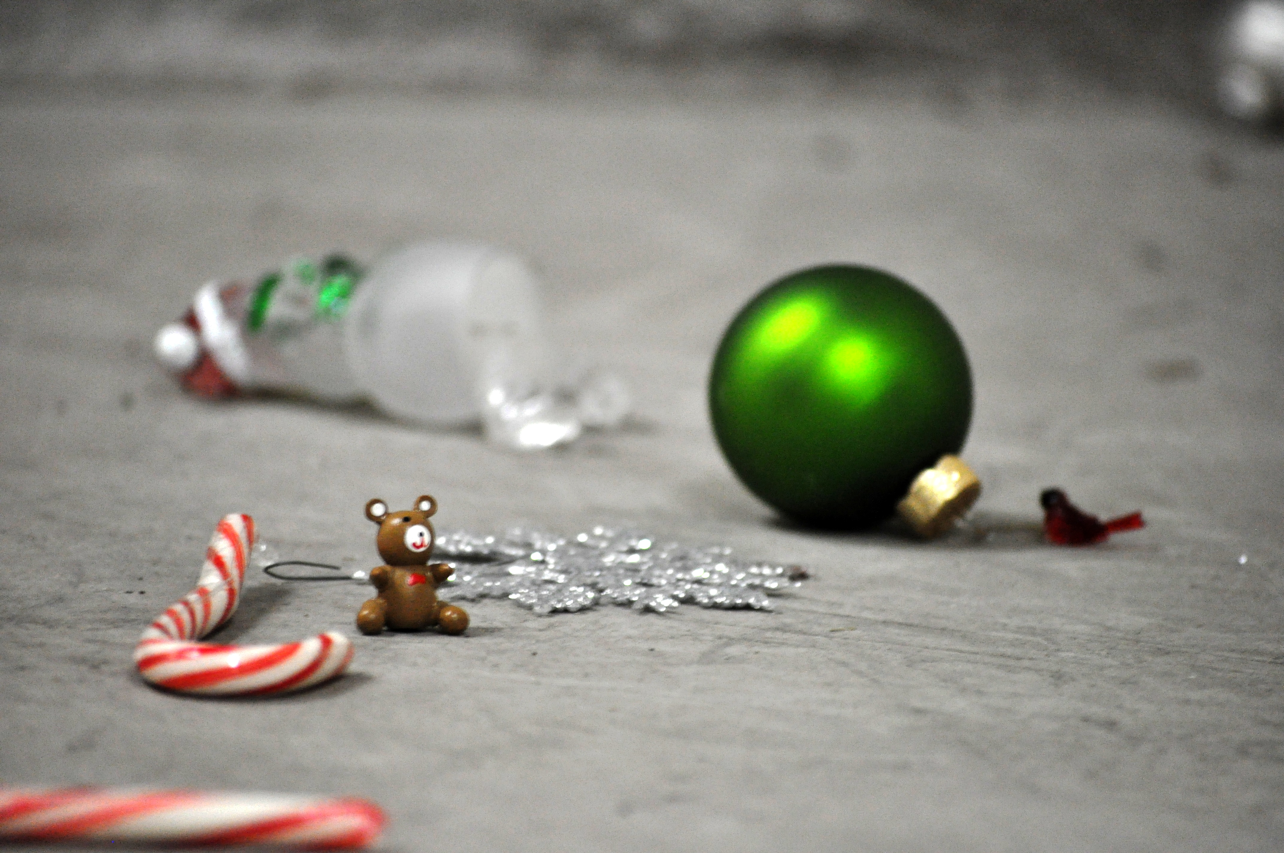 Operation Deck Clear – otherwise known as the Christmas Tree ...