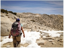 Once you're on the San Bernardino Divide - it's great. Hiking UP to 11K feet  = another story.